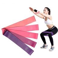 ยางยืดวงแหวนออกกำลังกาย ยางยืดออกกำลังกาย ยางยืดสะโพก ออกกำลังกาย กระชับต้นขาและก้น