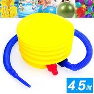 抽充兩用4.5吋腳踩打氣筒(打氣桶充氣筒充氣桶.手動幫浦打氣機PUMP.適用游泳池.瑜珈球抗力球充氣球.推薦哪裡買)P260-45