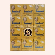 New Gentong Temulawak Cream (Dozens)