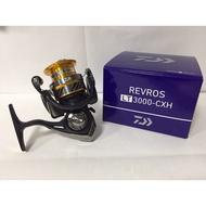 【利益釣具】DAIWA 19年新款 捲線器 REVROS LT 1000 2500 3000-CXH 4000-CXH