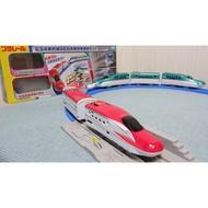 【預購】日本進口鐵道王國 新幹線 E5 E6 連結火車 湯瑪士 電動軌道火車 TAKARA TOMY PLARAIL【星野日本玩具】