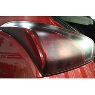 Nissan big tiida 尾燈 大燈 燈膜 包膜 改色