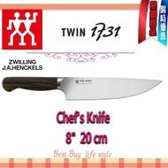 德國 Zwilling 雙人TWIN 1731  8吋  20 公分 頂級主廚刀 #31861-203