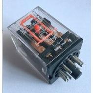 MK3P-I-DC24V OMRON MK系列 圓11腳繼電器(含稅)【佑齊企業 iCmore】