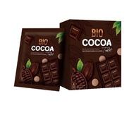 BIO COCOA TABLET ไบโอ โกโก้ ผลิตภัณฑ์เสริมอาหาร ชนิดเม็ด  (1 กล่อง มี 5 ซอง )ซองละ 7 เม็ด