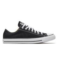 【CONVERSE 旗艦館】ALL STAR OX 黑 低筒 男女 休閒鞋(M9166C)