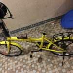 單車 20吋 可摺