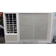 三洋中古定頻窗型冷氣(0.8噸 110V)