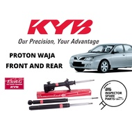 100% KAYABA PROTON WAJA 1.6 FRONT AND REAR ABSORBER (GAS)