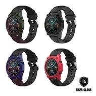 【T.G】華為 WATCH GT2 46mm 運動款全包覆保護殼-4色(華為專用保護殼 手錶殼 錶殼)