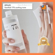 Free Shipping ANUA Heartleaf 77% Soothing Toner 250ml สินค้าคุณภาพ