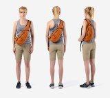 หน้าอกใหม่ Naturehike ถุงเดียวกระเป๋าคู่หูไหล่ถุงหลายใช้ NH23X008-K - นานาชาติ