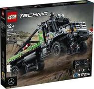可刷卡【群樂】建議選郵寄 盒組 LEGO 42129 Tech-4x4賓士Zetros卡車 現貨不用等