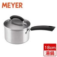 美亞MEYER 百年鋼單柄湯鍋(18cm)