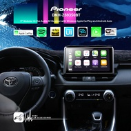 M1P 先鋒 Pioneer DMH-Z6350BT 9吋觸控螢幕主機 Apple CarPlay TOYOTA車款專用