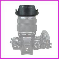 ✨✨#BEST SELLER🎉🎉 JJC LH-J66 เลนส์ฮู้ดสำหรับ Olympus 12-40mm f/2.8 PRO Lens ##กล้องถ่ายรูป ถ่ายภาพ ฟิล์ม อุปกรณ์กล้อง สายชาร์จ แท่นชาร์จ Camera Adapter Battery อะไหล่กล้อง เคส