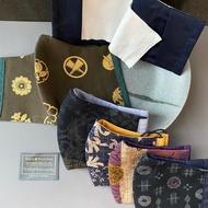【布要出門】立體剪裁夾層布口罩-典藏日式 Cotton mask