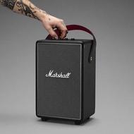 Marshall TUFTON 攜帶式藍牙喇叭(經典黑)