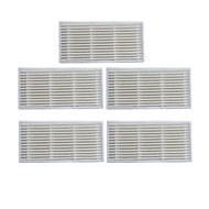 5 pieces/lot Robot Vacuum Cleaner Parts HEPA Filter for Proscenic series SUZUKA series 780T/KAKA HA