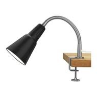 IKEA KVART夾式投射聚光燈/壁燈/桌燈/小夜燈/工作燈/檯燈