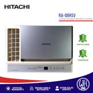 Hitachi 0.8 HP Window Type Inverter Aircon RA-08HSV