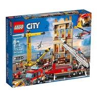 樂高積木 LEGO《 LT60216 》City 城市系列 - 市區消防隊