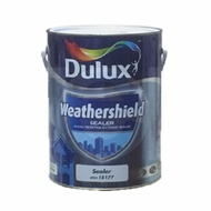 5  Litre ICI Dulux Weathershield Wall Sealer 18177 /  Exterior & Interior Wall Sealer   / Cat Undercoat Dinding Rumah