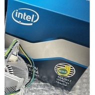 INTEL BXTS13A 2011 /v3盒裝原廠風扇 適用 i7-5820K、5930K、5960X 140WDTP