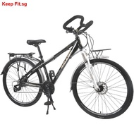 bike-RALEIGH UK Lanling 30-speed travel bike long-distance road car male and female senior student strain
