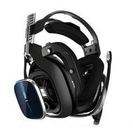 羅技 ASTRO A40 電競耳機麥克風二代-幻影黑 / 個