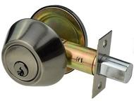 NIKAWA Single Cylinder Deadbolt D101 *Replace Main Door Lock, HDB Main Door Lock