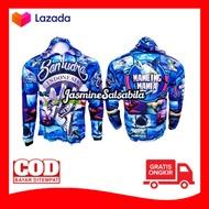 JasmineSalsabila - Baju / kaos lengan panjang olahraga sport outdoor jersey mancing mania - mancing mania 703