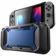 [107美國直購] 保護殼 Mumba case for Nintendo Switch, [Heavy Duty] Slim Rubberized [Snap on] Hard Case Cover