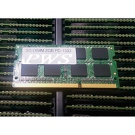 ☆【筆電用 原廠 DDR3-1333 DDR3 DDRIII 2GB 2G】☆台北市可面交