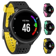 Soft Silicone Strap Replacement Watches Band Garmin Forerunner 230/235/220 Watch CARPRIE Futural