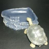 兩棲 爬蟲 角落 水 菜 盆 飼料碗 餵食器 三角 守宮 爬蟲 烏龜 星龜 角蛙 蘇卡達 陸龜 象龜 蜥蜴