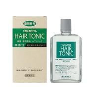 ∥露比私藏∥日本【YANAGIYA 】 Hair Tonic 柳屋髮根營養液(微香型)  240ml