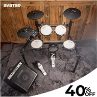 CLEARANCE SALE Avatar SD201 1 Electric Drums Set Drum Kit 201 with Avatar 50watts Amplifier
