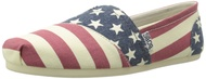 BOBS from Skechers Women's Plush Lil Americana Flat