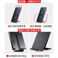 Baseus倍思 雙線圈Qi無線充電板 快充板  無線充電座 iPhone8/X I10 IX