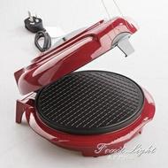 家用雙面加熱脆皮蛋捲機迷你脆皮機甜筒霜淇淋皮機F6型送模具618購物節