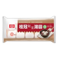 桂冠  紅豆湯圓 (200g) 【桂冠官方旗艦店】