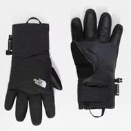 【美國 The North Face】女新款 GORE-TEX 防水防風透氣保暖手套.滑雪手套/五向手形匹配技術/3M3E 黑 N