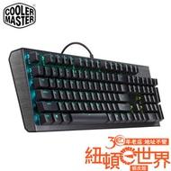 Cooler Master 酷碼 CK550 RGB 電競 機械式鍵盤 紅軸