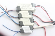 【COD】ceiling spotlight downlight downlight LED transformer rectifier 1W3W5W7W12W drive power rail ballast constant curre