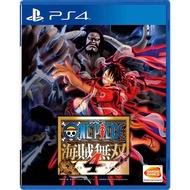 PS4游戲 海賊無雙4 航海無雙4 海賊王4 特典/豪華/限定 中文預約