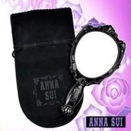全新 現貨 Anna Sui 立體薔薇巧魔鏡 附絨布收納袋