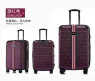 กระเป๋าเดินทางธุรกิจ20/24/28 SizeHigh คุณภาพแฟชั่น PC กระเป๋าเดินทางแบบลาก Spinner ยี่ห้อกระเป๋าเดินทาง
