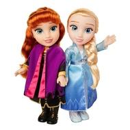 (好市多代購)(免運)冰雪奇緣公主玩偶x2入-Frozen2