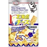 花枝天婦羅餅乾北海道起司魷魚花枝天婦羅餅乾炸花枝酥餅EMMR日貨日貨專售